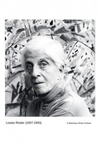 Foto Louise Rösler (1907-1993)